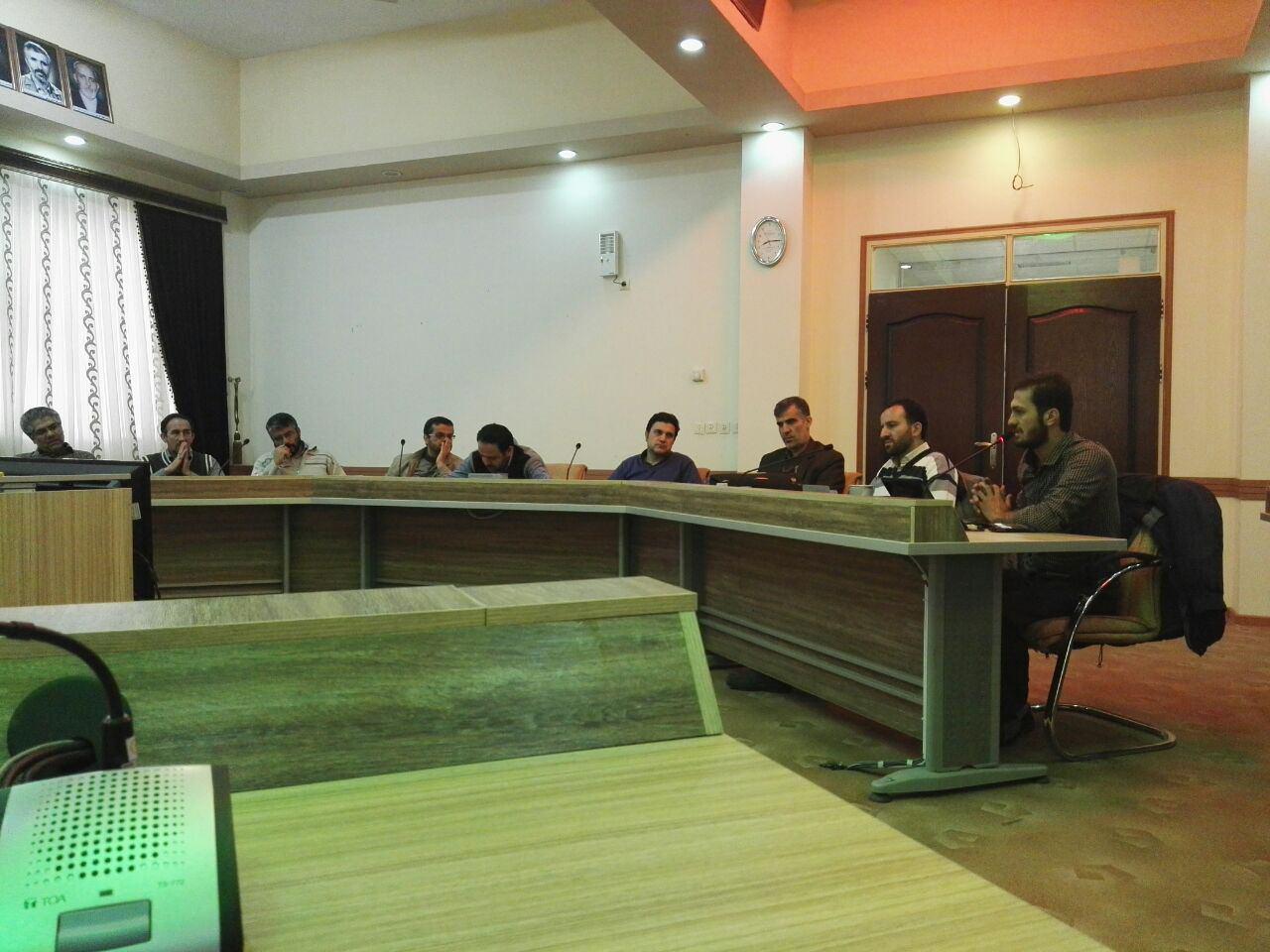 دفتر استانی سازمان سراج استان همدان برگزار کرد: