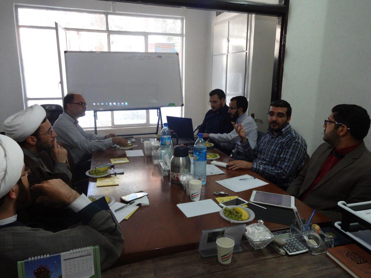 برگزاری اولین دوره تربیت مربی سواد فضای مجازی در خراسانجنوبی