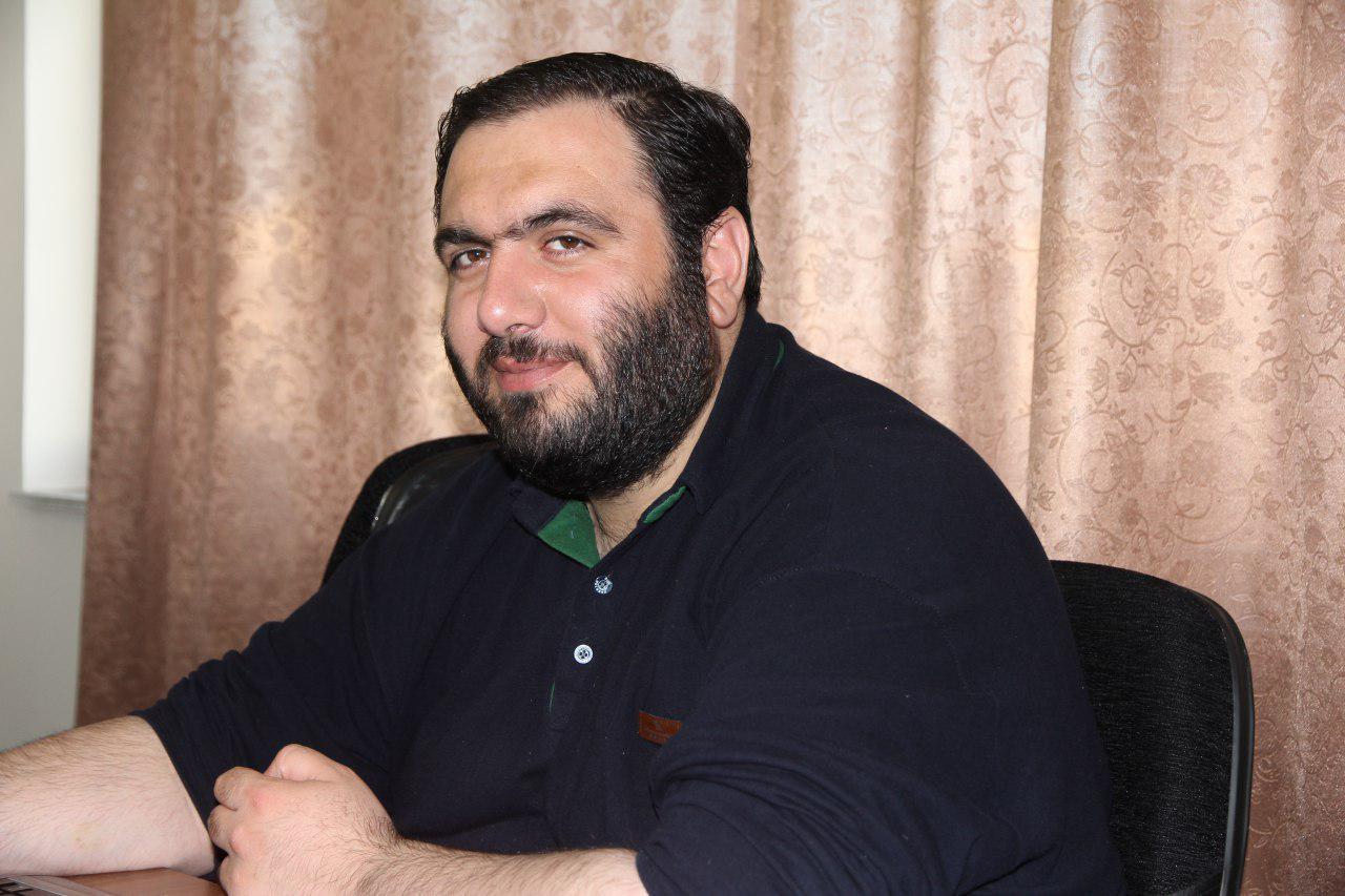 مسئول مرکز سواد فضای مجازی دفتر استانی سازمان فضای مجازی سراج در اردبیل