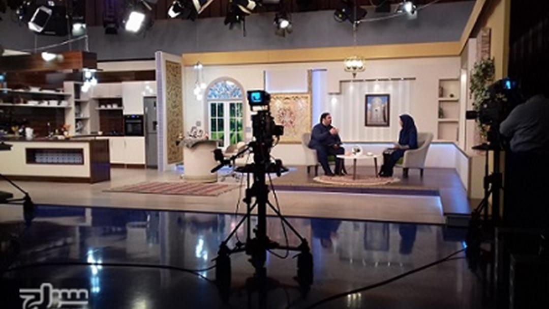 برنامه خانواده شبکه استانی سبلان با موضوع سواد فضای مجازی تهیه و پخش می شود.