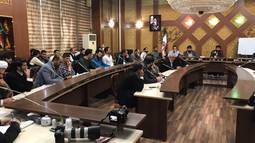دومین دورهمی فعالان مجازی استان البرز برگزار شد