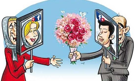 ازدواج های اینترنتی